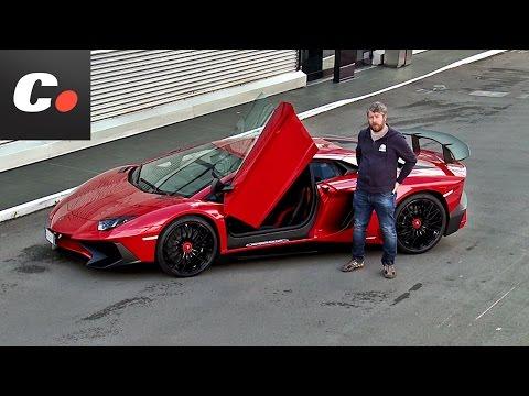 ITALIAN JOB Cap. 2: Lamborghini Aventador SV   Prueba / Test / Review en español   coches.net