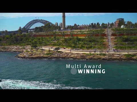 Barangaroo Reserve transformation