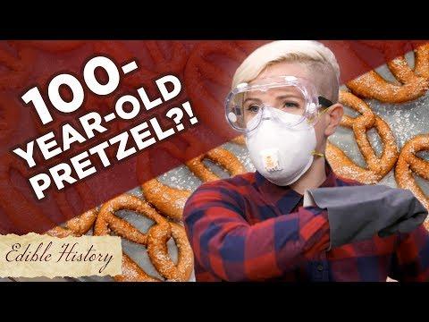 I Tried To Make A 100-Year-Old Pretzel Recipe ?Tasty