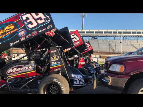 Sights and Sounds from Thursday's Practice Night! - dirt track racing video image