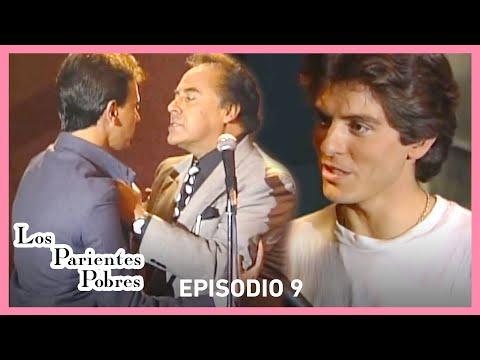 Los parientes pobres: Chucho sale en defensa de Felipe | C-9 | Tlnovelas