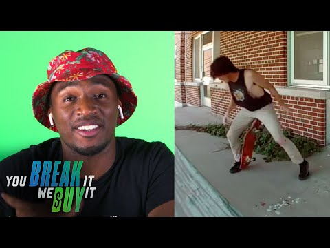 Skateboard Fail Redemption | You Break It, We Buy It