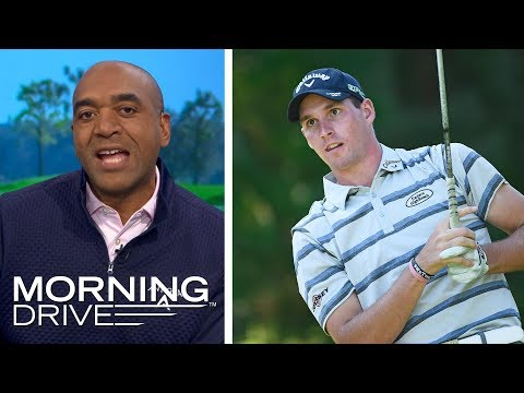 Brandon Matthews' touching response to fan with Down Syndrome | Morning Drive | Golf Channel