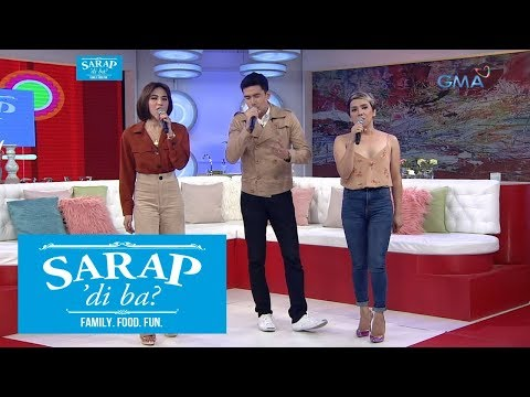 Sarap, 'Di Ba?: The Sweetheart and The Balladeer ft. Donita Nose | Episode 13