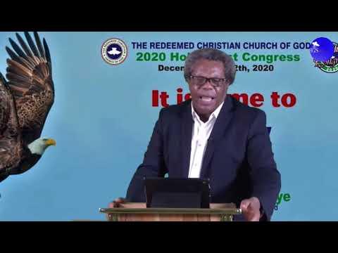 PASTOR CHARLES ACHONWA INTERCESSORY PRAYERS  RCCG CONGRESS DAY 2