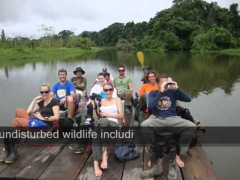 MANU NATIONAL PARK, AMAZON TRAILS PERU