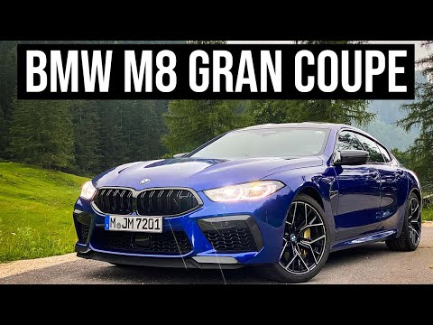 2022 BMW M8 Gran Coupe Test Drive | Is It Worth $150,000?