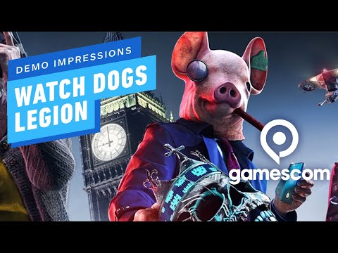 Watchdogs 3 is Unlike Any Other Ubisoft Game - Gamescom Demo Impressions - UCKy1dAqELo0zrOtPkf0eTMw