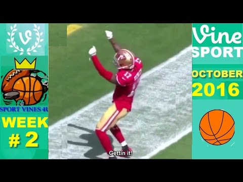 Best Sports Vines 2016   OCTOBER   WEEK 1 & 2 Poster