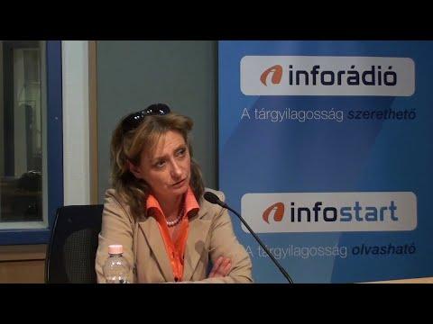 InfoRádió - Aréna - Ferencz Orsolya - 2. rész - 2020.01.20.
