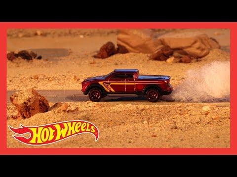 Hot Wheels Green Speed: Operation Desert Rescue | Hot Wheels