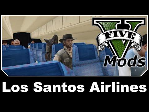 GTAV Mod Spotlight - Los Santos Airlines - UC5o-k3dsAL9o3K1pK6KShPw