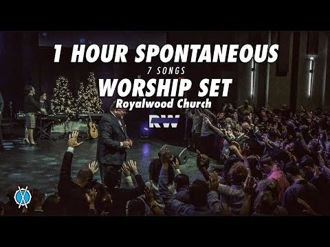 1 Hour Spontaneous Worship Set! // Royalwood Church
