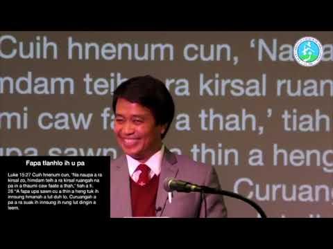 Sermon: Zumtu lungawi theilonak by Pastor Hre Mang