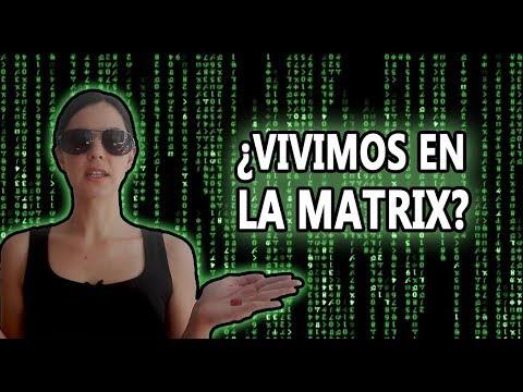 ¿Vivimos en la Matrix?