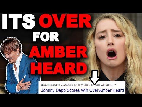 Instant Regret! Amber Heard Gets DESTROYED! Huge WIN For Johnny DEPP!