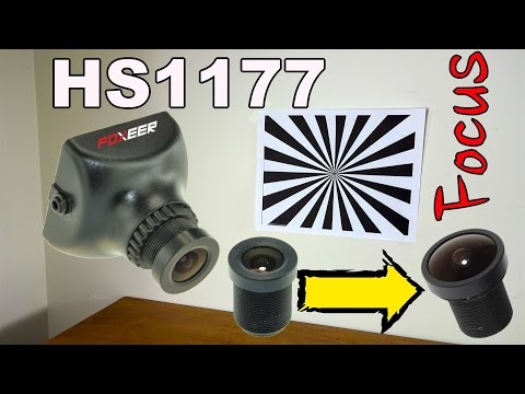 How to Change and Focus the HS1177 Lens - UC2c9N7iDxa-4D-b9T7avd7g