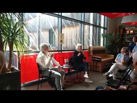 Vidéo de Marie Sizun
