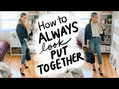 How to Always Look Put Together | Style Tips - UCXyp4JB_NONE11vAhaEzdbw
