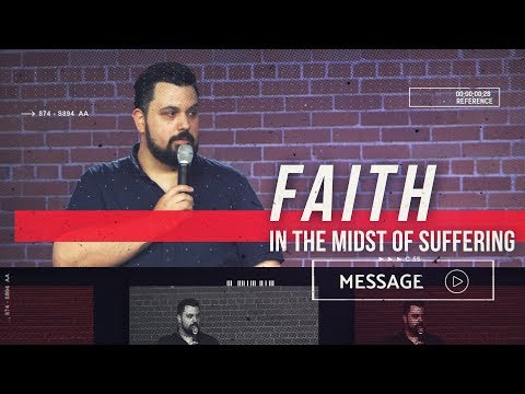 May 12th - Destiny PHX - Faith in The Midst of Suffering