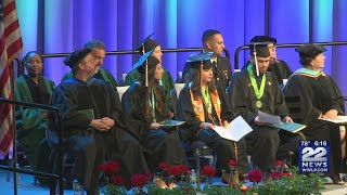 HCC holds 72nd commencement at Mass Mutual Center Springfield