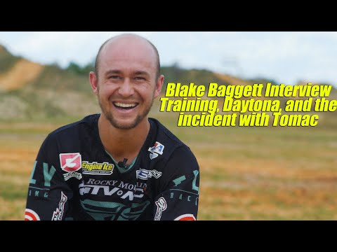 Blake Baggett talks about Daytona and his crash with Tomac - Motocross Action Magazine
