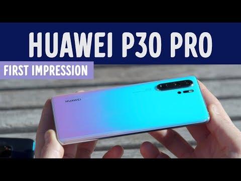 Huawei P30 Pro - Vårt Førsteinntrykk