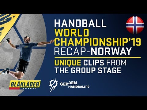 Handball World Championship 19 | Norway | Highlights From The Group Stage