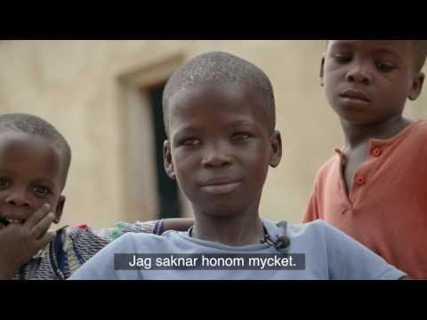 Enock, fadderbarn i Togo - Plan International