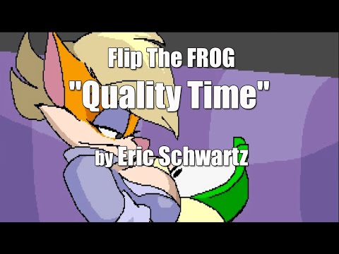 "AMIGA ANIMATION - ""Quality Time"" by Eric Schwartz HD"