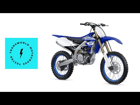Technical Briefing Of The 2019 Yamaha YZ450F | TransWorld Motocross