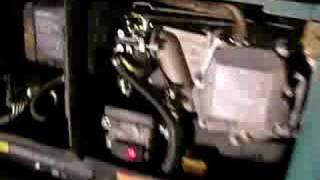 Onan Onan Micro Quiet 4000kw Generator 4KYFA26100K Fail