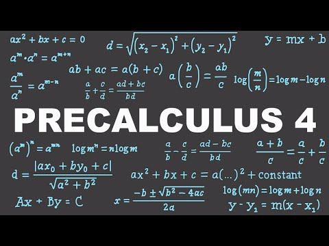 Precalculus 4