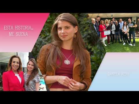 Daniela Aero en la serie Esta historia… me suena