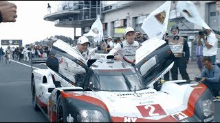 Go for it – Porsche at the FIA WEC 6h of Nürburgring