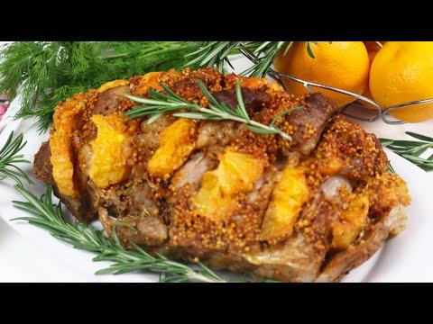 Мясо на Новый Год!Как накормить мужчин до отвала!)