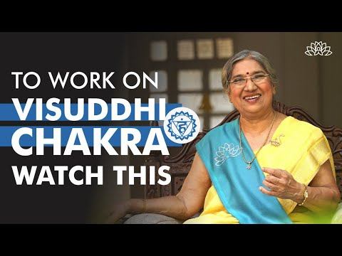 What is Visuddhi Chakra and How to Work on it? | Dr. Hansaji Yogendra