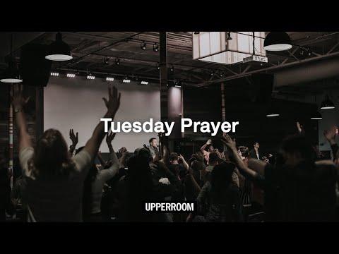UPPERROOM Tuesday Prayer