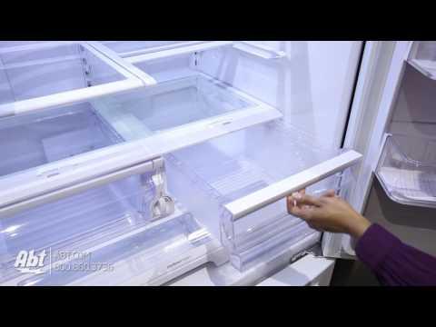 Samsung French Dooor Refrigerator RF263BEAEWW Tour