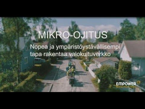 Empower mikro-ojitus