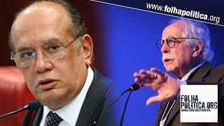Renomado jurista Modesto Carvalhosa faz grave alerta sobre Gilmar Mendes e...