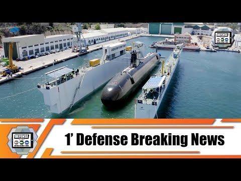 Navantia floats out Isaac Peral S-80 class submarine
