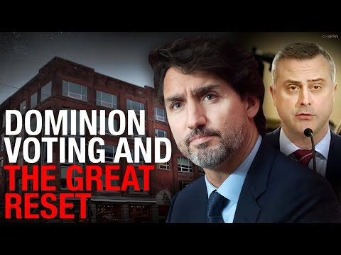 Dominion Voting Systems CEO is a DONOR to Justin Trudeau