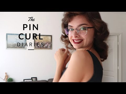 Some Success At Last | Rollers #2 | The Pincurl Diaries