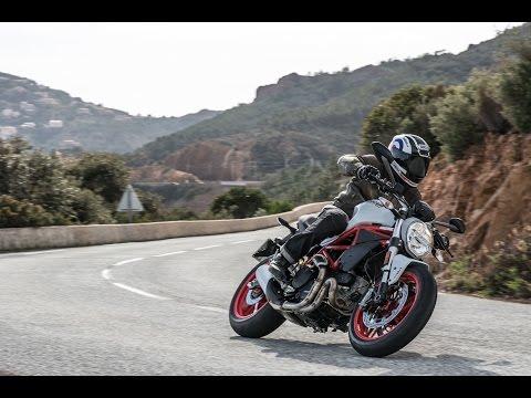 Ducati Monster 797 | Presentación / Primera Prueba / Test / Review en español | motos.net