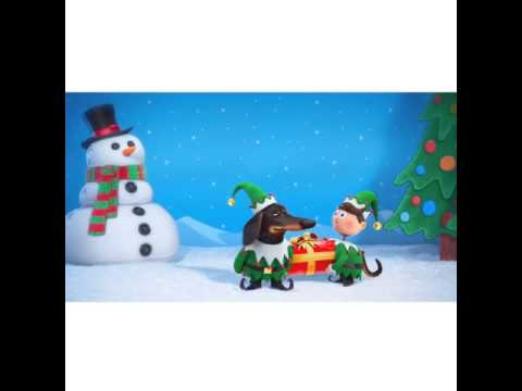 MASCOTAS - ¡Buddy os desea Feliz Navidad!