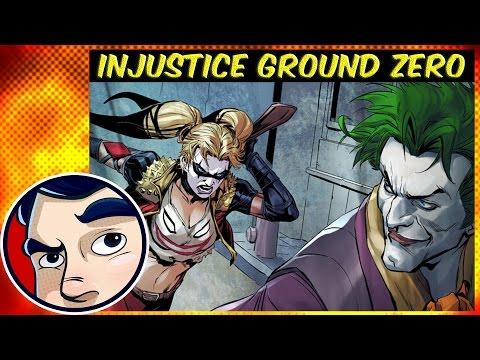 "Injustice ""Harley Meets Joker"" - Complete Story | Comicstorian - UCmA-0j6DRVQWo4skl8Otkiw"