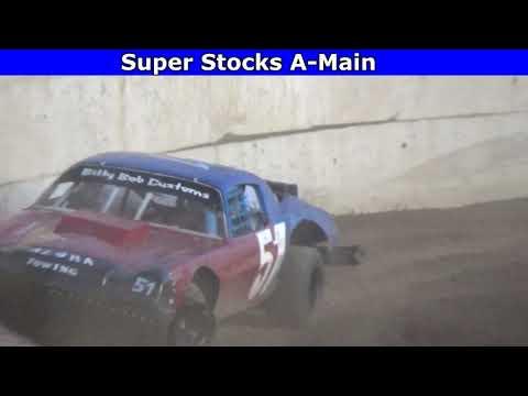 Grays Harbor Raceway, May 30, 2021, Super Stocks A-Main - dirt track racing video image