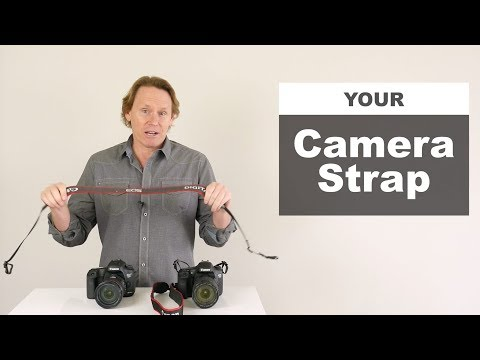 Your Camera Strap: Are You Using it Wrong?