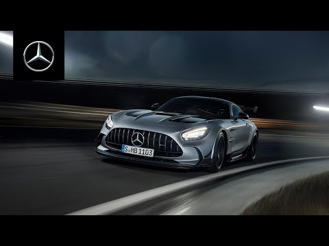 The New Mercedes-AMG GT Black Series: Made in Affalterbach